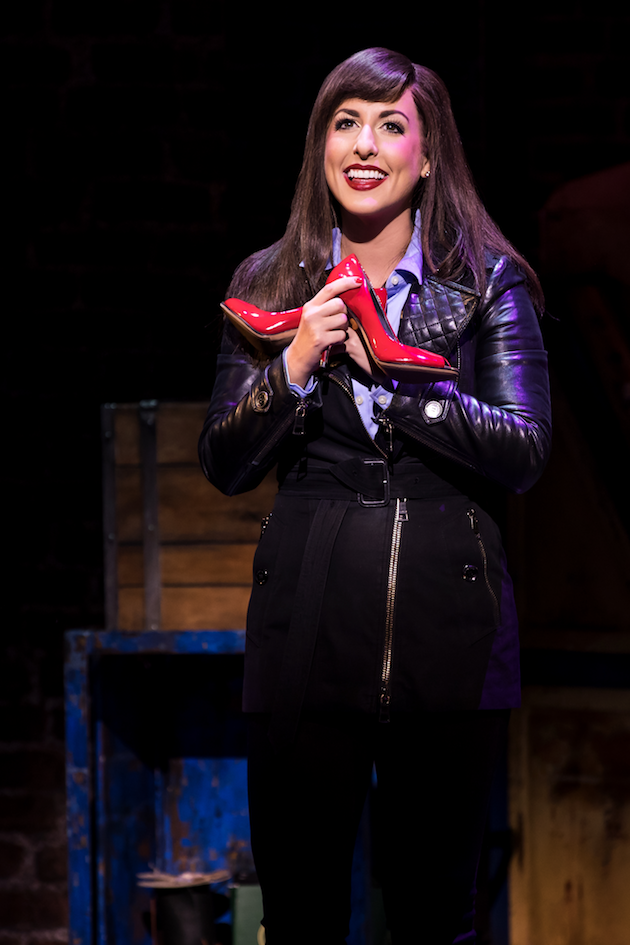 Hayley Lampart Kinky Boots