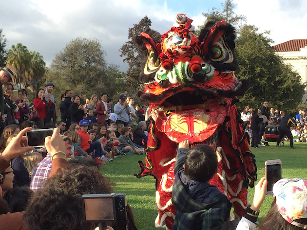 Lunar New Year Huntington Library