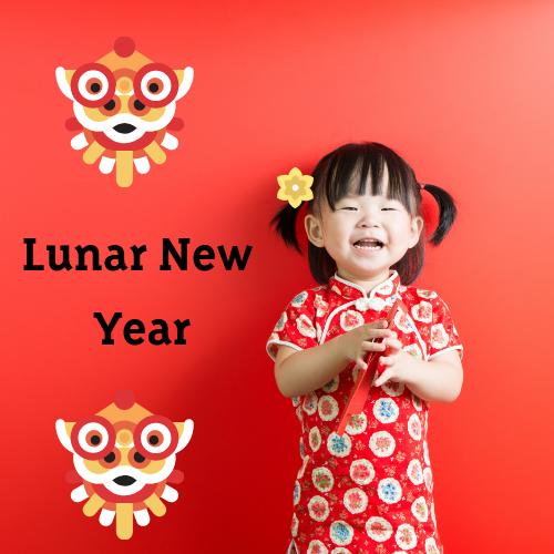 Lunar New Year Pretend City