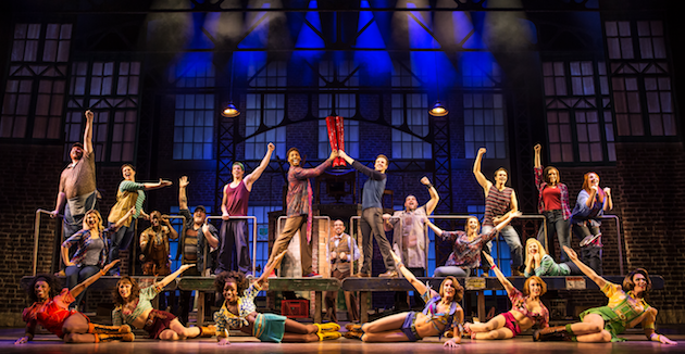 National Tour of Kinky Boots