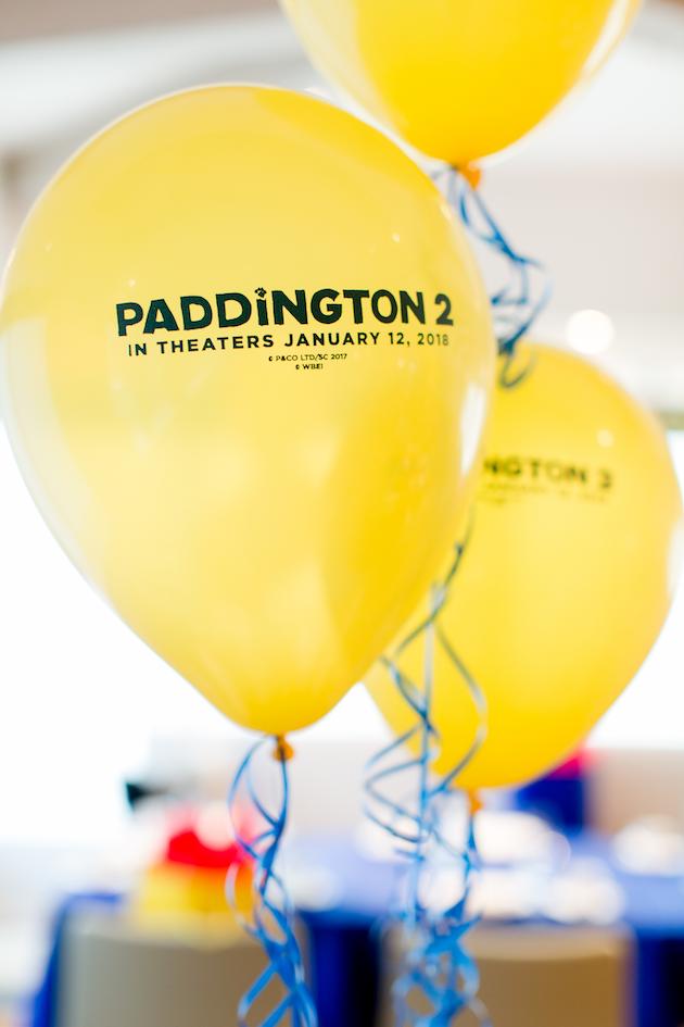 Paddington 2 Balloons