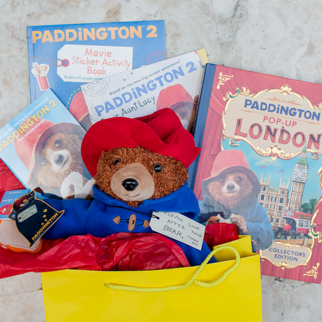 Paddington 2 Book
