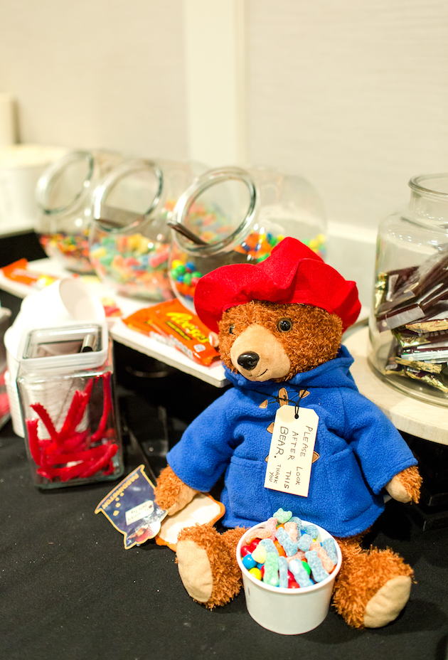 Paddington Candy Bar