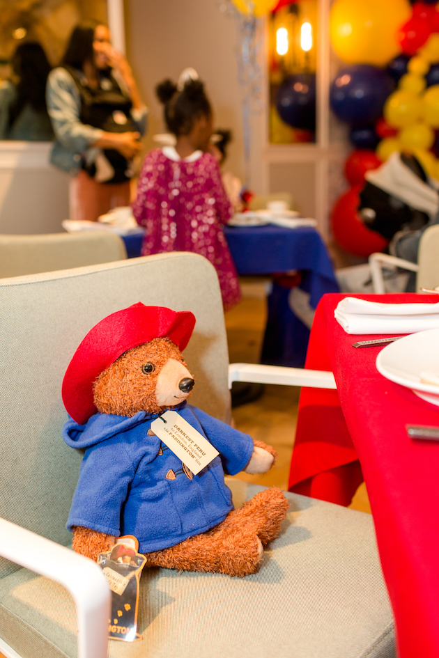 Paddington Plush