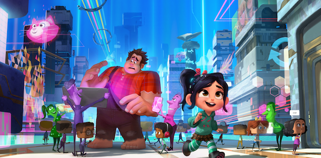 Ralph Breaks the Internet - Wreck-It Ralph 2