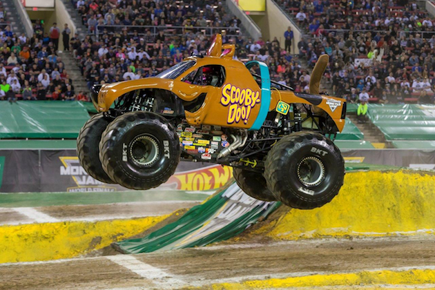 Scooby Doo Monster Jam