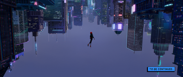 Spider - Man - Into The Spider - Verse