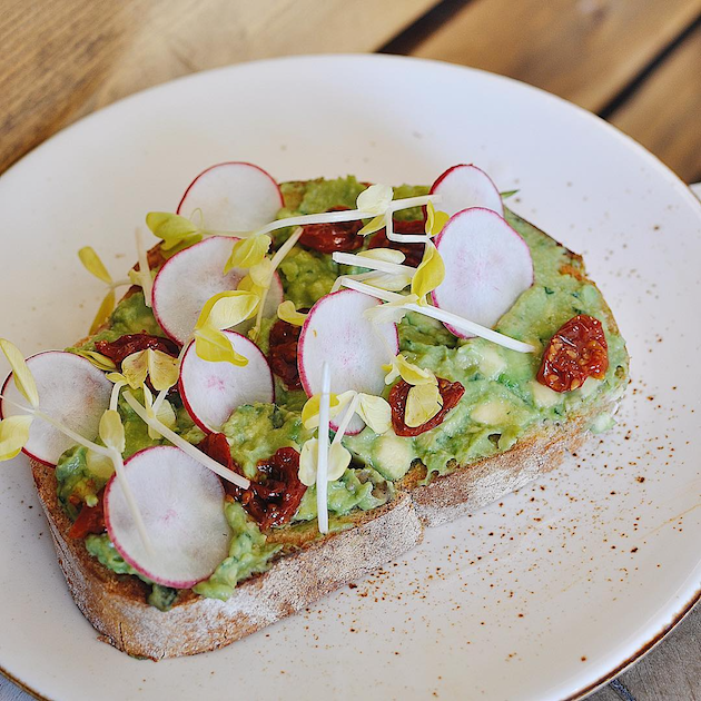 Avocado Toast Social Costa Mesa