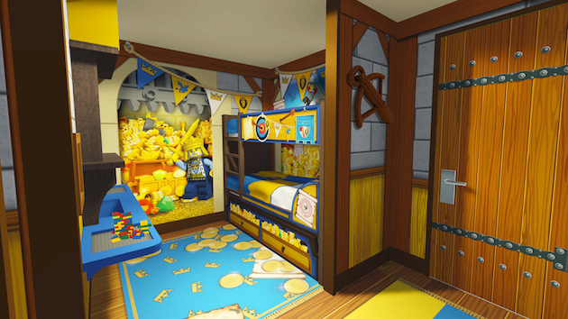 Dragon Knight Room Child