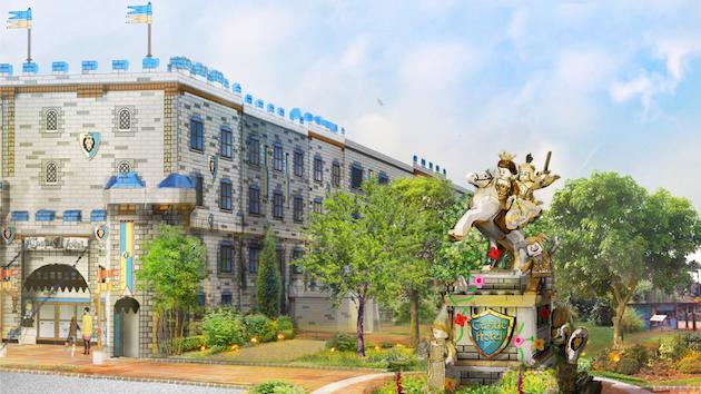 Grand Hall Statue