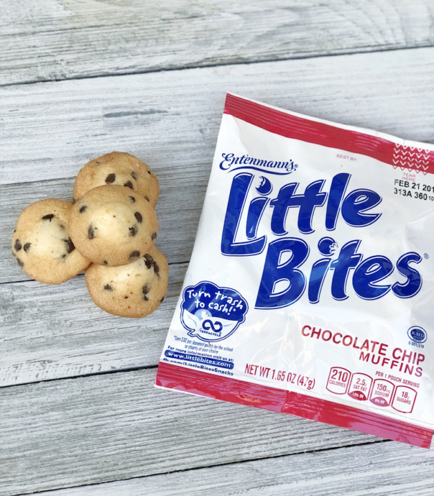 Little Bites Chocolate Chip Muffins