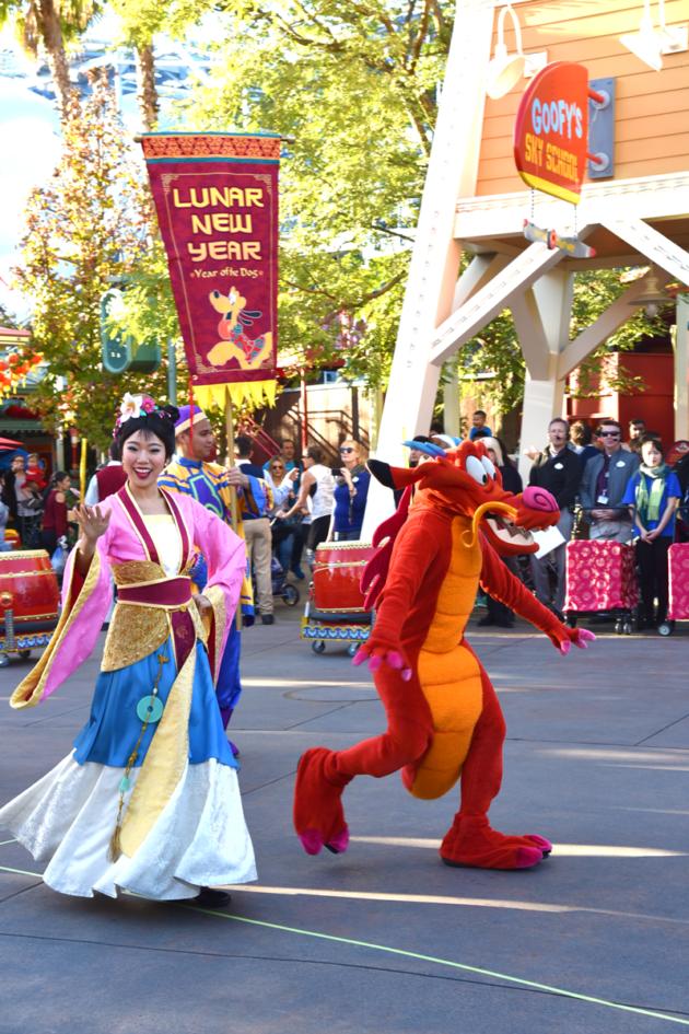 Lunar New Year Procession