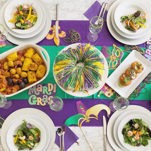 Mardi Gras Recipes