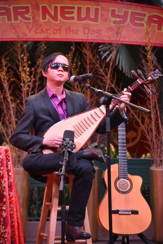 Musician Dat Nguyen