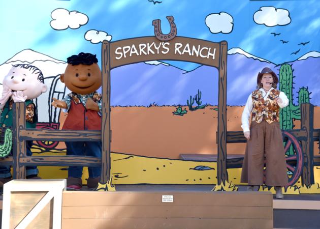 Peanuts Cowboy Jamboree