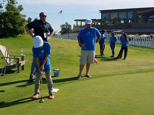 Student Day at Toshiba Classic
