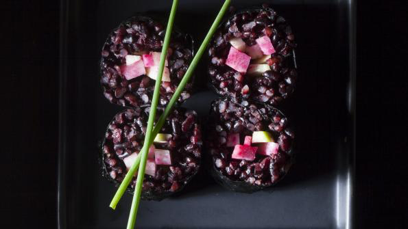 Black Rice Sushi Recipe