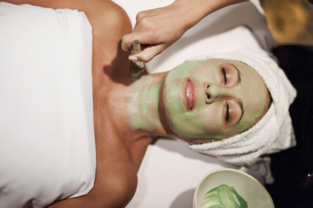 Facial at Glen Ivy Hot Springs