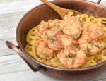 Gluten Free Garlic Shrimp Dish