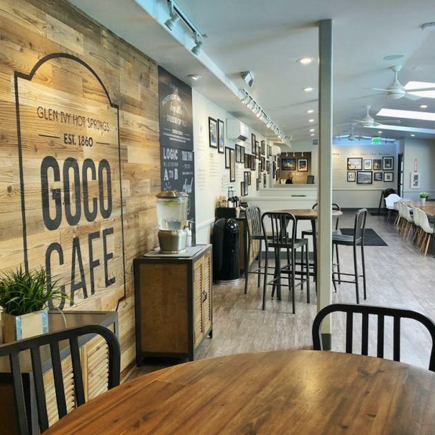 Goco Cafe Glen Ivy Hot Springs
