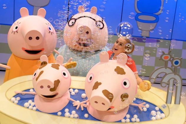 Peppa Pig Live Giveaway