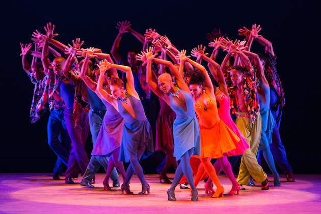 Alvin Ailey American Dance Theater in The Winter in Lisbon