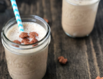 Banana Chocolate Peanut Butter Smoothie Recipe
