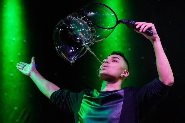 Deni Yang Bubblefest