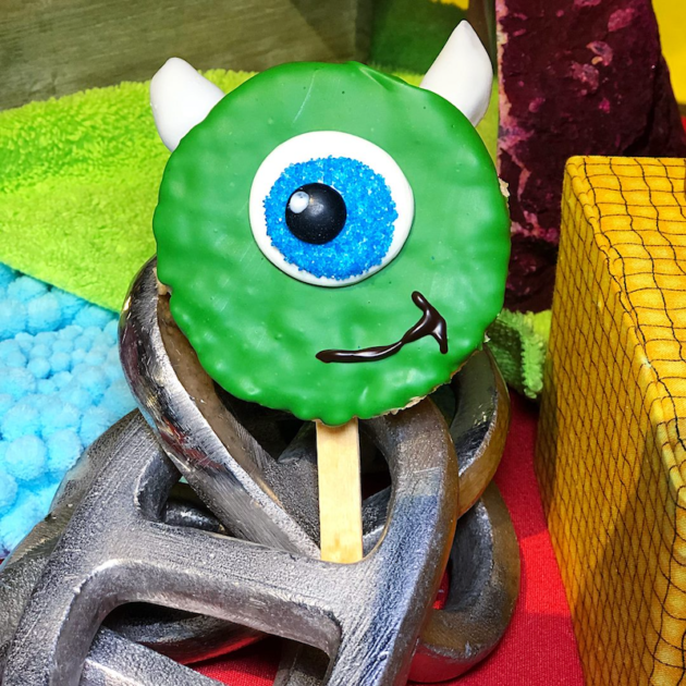 Pixar Fest Monsters Inc Treats