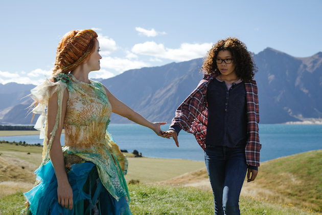 A Wrinkle in Time Still