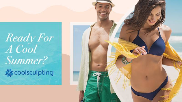 CoolSculpting at CosmetiCare