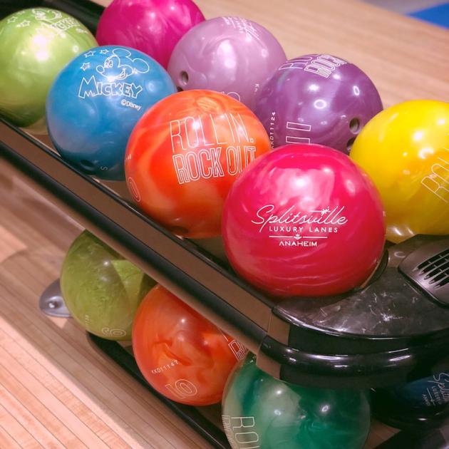 Disney Bowling Balls
