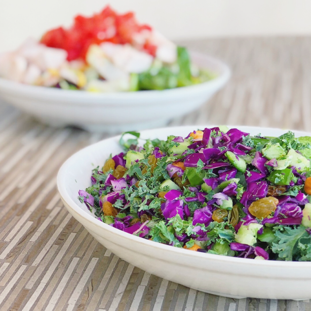 Golden State Kale Salad