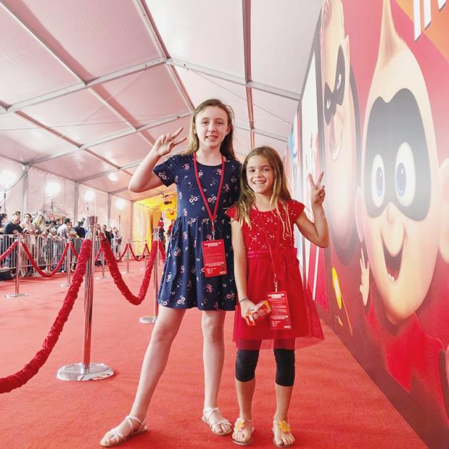 Incredibles 2 Red Carpet
