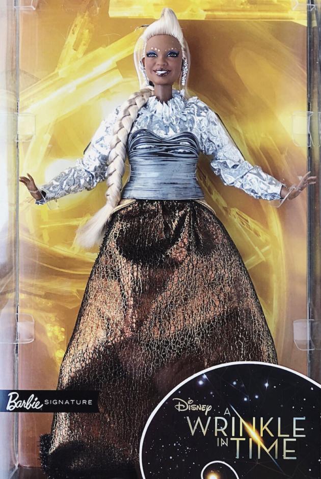Oprah Barbie Doll