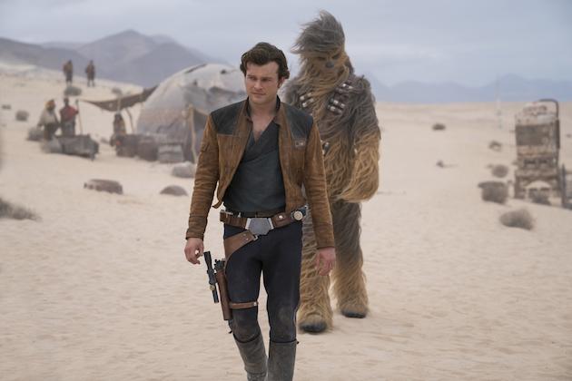 Solo - A Star Wars Story Still