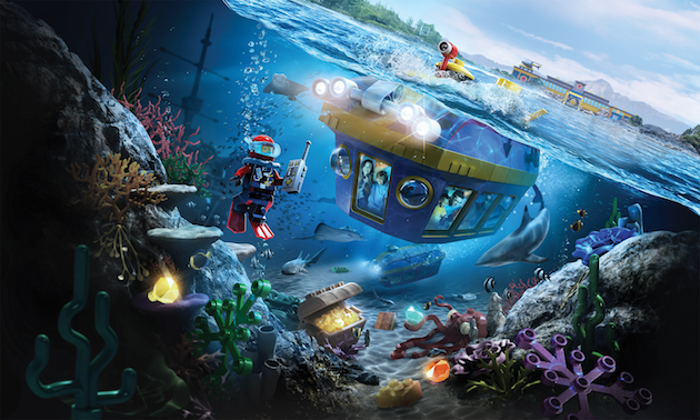 LEGO City Deep Sea Adventure