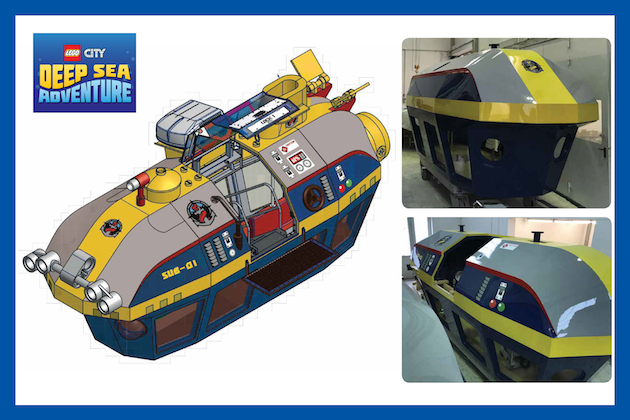 LEGO City Deep Sea Adventure Submarine