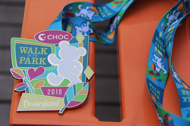 CHOC Walk Medallion