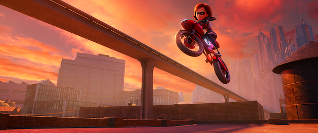 Elastigirl Incredibles 2