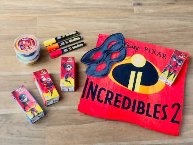 Incredibles 2 Merchandise