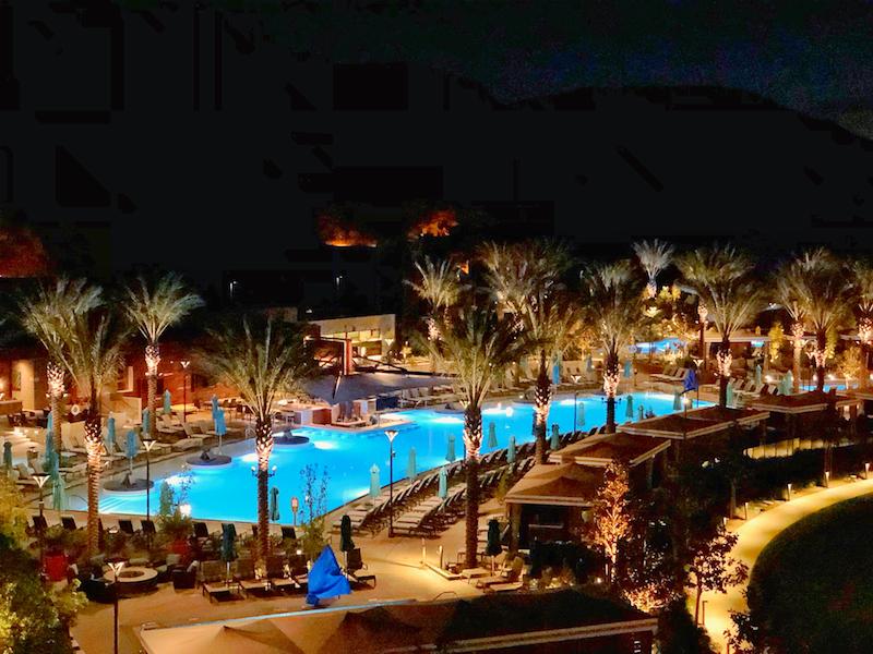 Pechanga Resort and Casino at Night