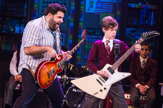 School of Rock On Tour