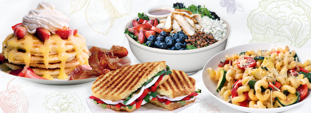 picture relating to Corner Bakery Printable Menu known as 3 Corner Bakery Menu Merchandise in direction of Check out This Summer time - Giveaway