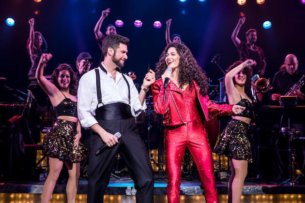 Emilio Estefan Gloria Estefan Company On Your Feet