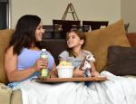 Spirit Riding Free Mother-Daughter Movie Night – Cotton Candy Popcorn Recipe