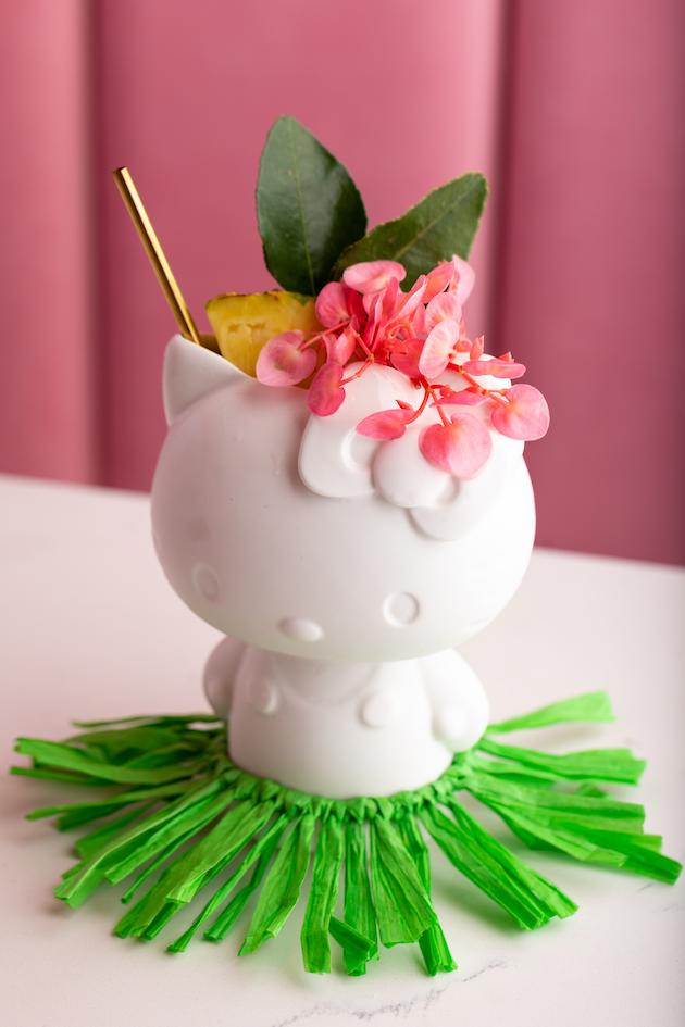 Hawaiian Hello Kitty