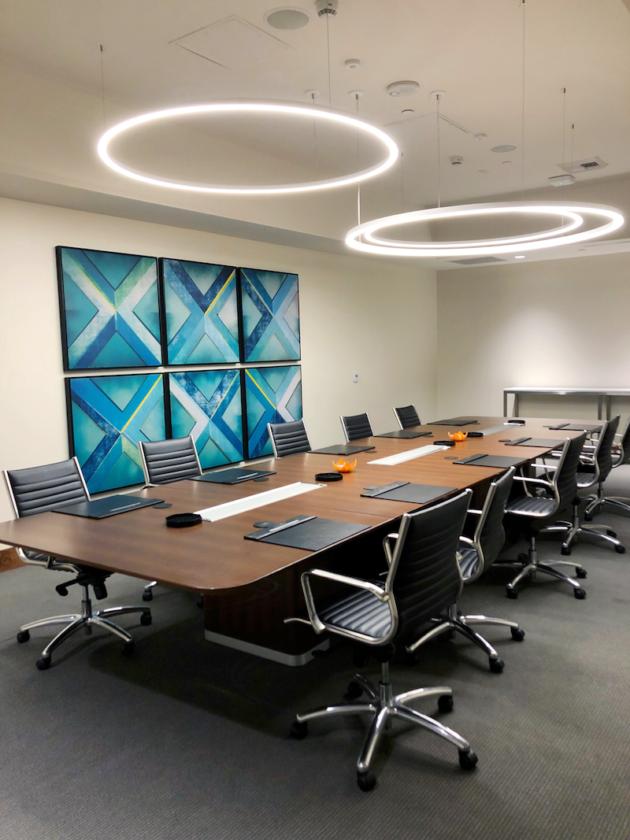 Hyatt Regency LAX Meeting Room