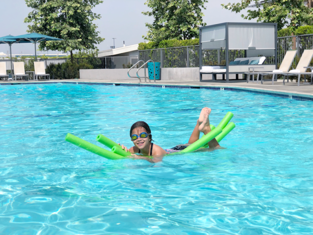 Hyatt Regency LAX Staycation