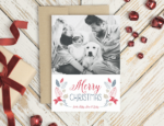 Customized Holiday Cards From Basic Invite